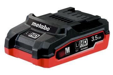 Battery Lithium METABO Lihd 18 V 3.5Ah