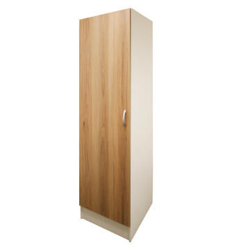 Kitchen cabinet kit tall pantry SPRINT wood L60cmxH198.4cmxD60cm