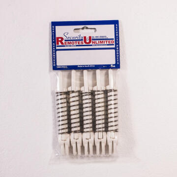 COMPRESSION SPRING SS WHT X5