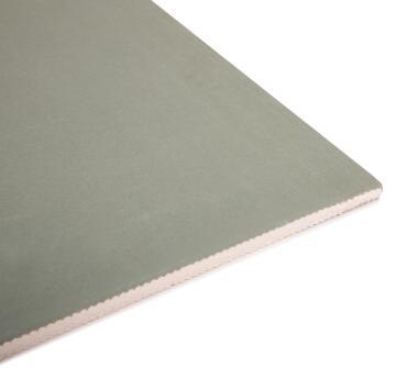 Plasterboard Drywall Moisture Resistant 12mm x 1.2m x 3m