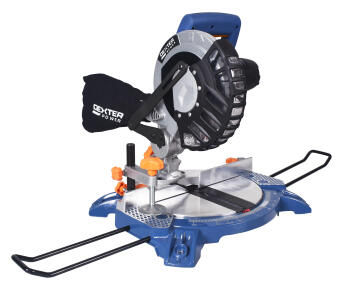 Non Sliding Mitre Saw Dexter Power 1700 Watts 210Mm