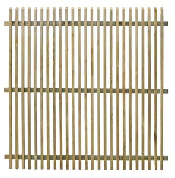 Screen Wooden Pika - 180 cm X 180 cm