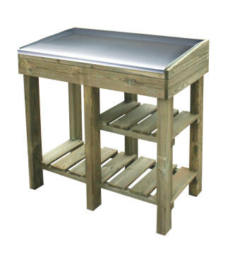 POTTING TABLE FLORINE 80 CM X 43 CM X 85 CM