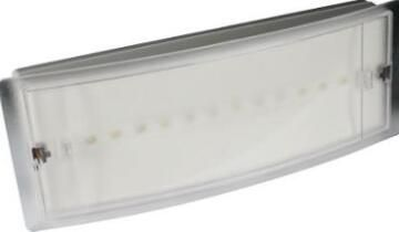 emergency light 230v - 90min battery 12 led