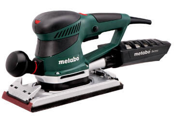 Orbital 1/2 sheet sander METABO SRE 4351 TURBOTEC 350W