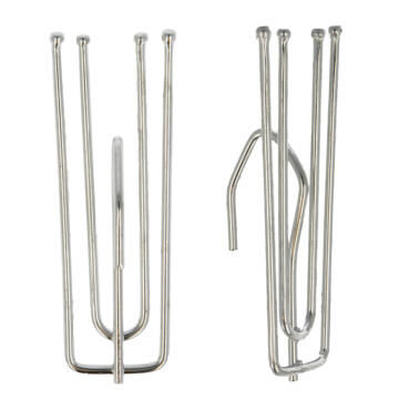 Metal Hooks 4 Arms 70/45 x6