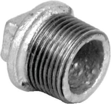 """Plug galvanised 3/4"""""""