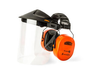 Ear Defender BUSHMASTER With Pc Visor