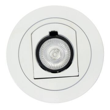 D/Light Alu.Tilt 90 12V White