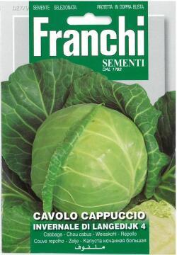 Seed, Cabbage Brunswick, FRANCI SEMENTI