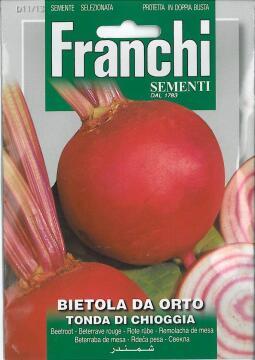 Seed, Beeroot Tonda Di Chioggia, FRANCHI SEMENTI
