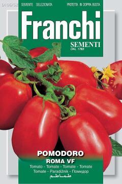 Seed Tomato Roma