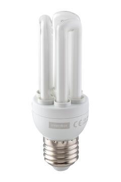 Cfl 3U 11W E27 Cool White