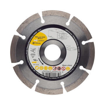 Diamond Disc Concrete 115