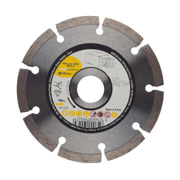 Diamond Disc Concrete 125