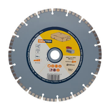 Diamond Disc Dexter Stone 230X22,2Mm