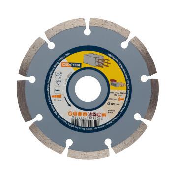 Diamond Disc Dexter Concrete 125X22,2Mm