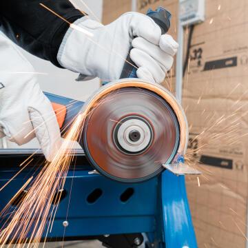 Cutting Disc Dexter Inox 150X2,5X22,2Mm
