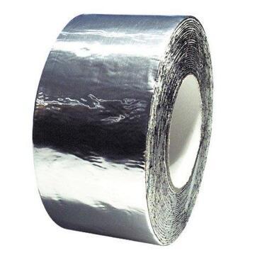 Waterproofing Tape 5m x 0.1m Aluminium AXTON