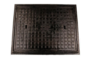 Manhole Cover Only 450x600 Heavy Duty