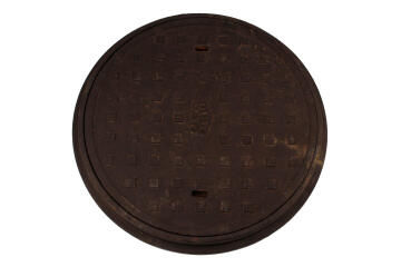 Manhole Round 550 Diameter Cover Only Type4