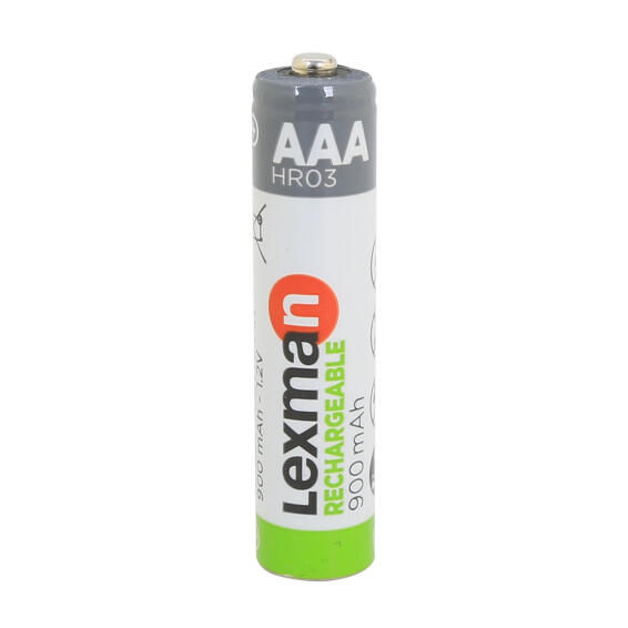 Lr03 Rechargeable Aaa Battery 4 Pk Lexma Leroy Merlin South Africa