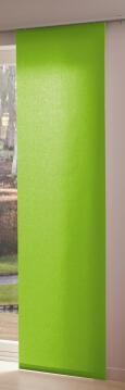 JAP PANEL LUXE PLAIN GREEN 45X260