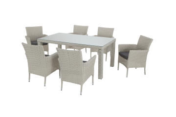 Table Costa Rica White ( Table Only )
