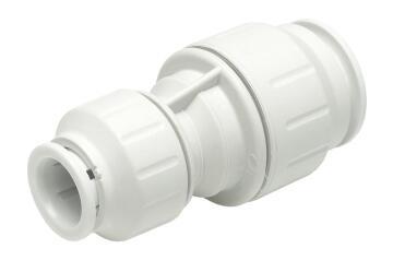 Reducing straight coupler SPEEDFIT 22mm x 15mm