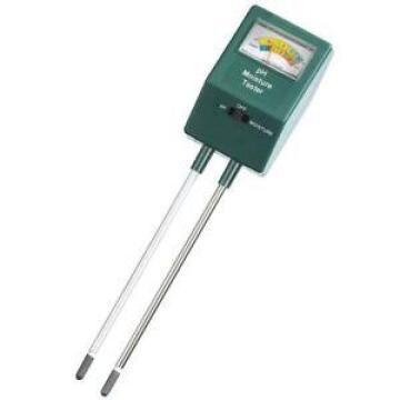 Ph & Moisture Meter
