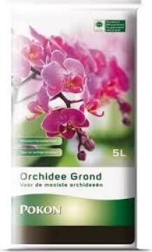 Orchid Mix, Orchid Growing Medium, POKON, 5liter