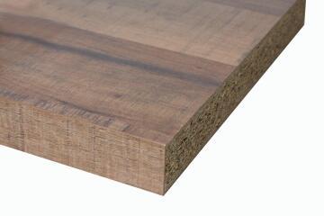 Kitchen worktop laminate wood cabane 315cm x 65cm x 3.8cm water repellent treatment