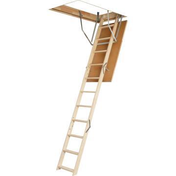 Attic (Loft) Ladder Pine-Ceiling Opening-w600xl1200mm
