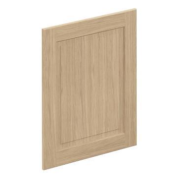 Kitchen door for dish-washer DELINIA Prague oak L60XH77