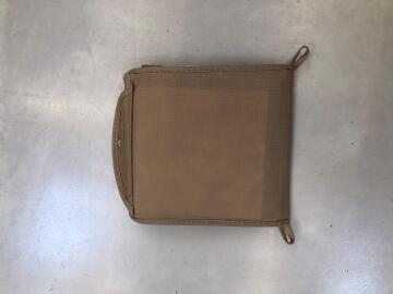 Carrier bag re-usable medium brown