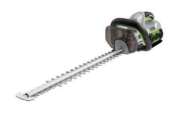 EGO HEDGE TRIMMER, INCL. 2.0 AMP BATT &