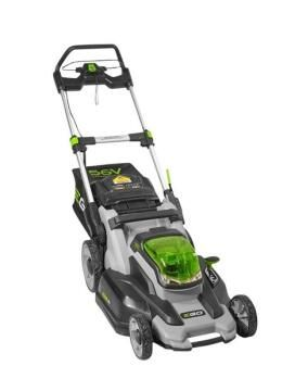 EGO 49CM MOWER, PUSH, 4.0 AMP BATT & RAP