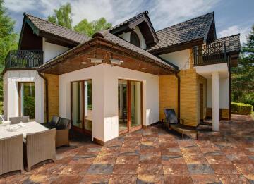 Floor tile ceramic safari slate 350mmx350