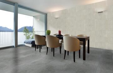 Floor Tile Ceramic Denver Gris 450x450mm (1.42m2/box)