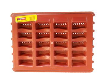 PVC Air Brick Terra Cotta