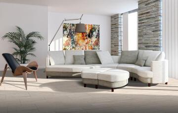 Floor Tile Ceramic Hunyani Bone 242x490mm (1.21m2/box)