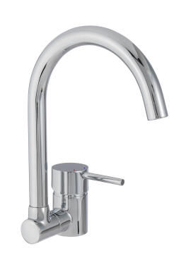 Kitchen tap DELINIA Janine chrome