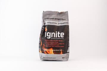 Charcoal Briquette Pack 4Kg