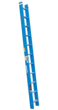 Extension Ladder 10 Step / 6m Fibreglass SUPERLIGHT