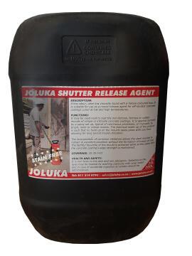 Shutter Oil 25lt