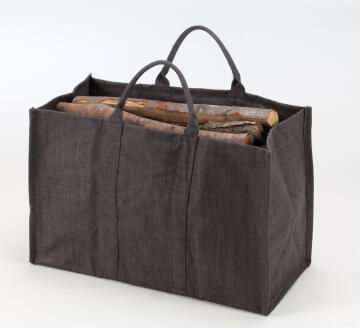 Natureo Log Bag Grey