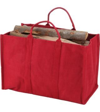Natureo Log Bag Red