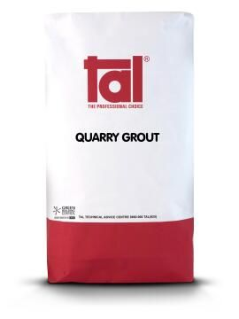 QUARRY GROUT DOVE GREY TAL 20KG