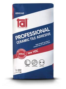 Ceramic Tile Adhesive Professional TAL 20kg