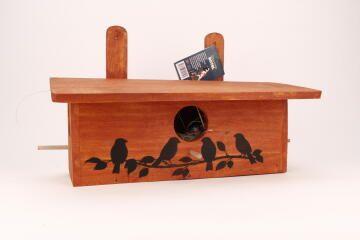 Bird Feeder, Sparrow Hotel, ELAINES BIRDING